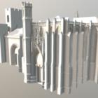 Katedralbyggnadsdesign
