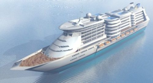 Navio caribean Princess Cruiser