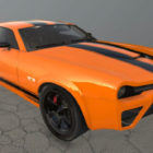 Carson Gt Car Concept