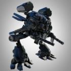 Waller Killer Robot
