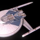 Centaur Sci-fi rymdskepp