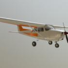 Plane Cessna 172