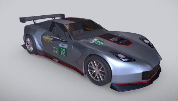 Chevrolet Corvette -auto