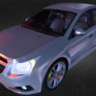 Voiture Chevrolet Cruze 2011