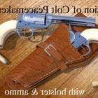 Arme Gun Colt