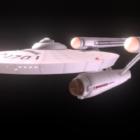 Vaisseau spatial de science-fiction Constitution