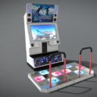 Ddra Game Cabinet Arcade Machine
