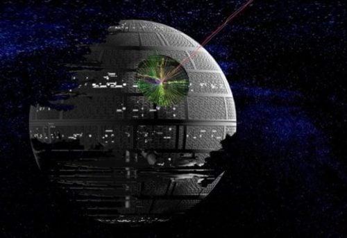 デススターII宇宙船