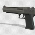 Desert Eagle Hand Gun
