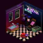 تصميم غرفة الألعاب لعبة نمط