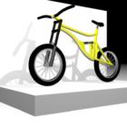 انحدار كامل تعليق دراجة