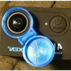 Couvercle d'objectif d'appareil photo Eken H9r imprimable