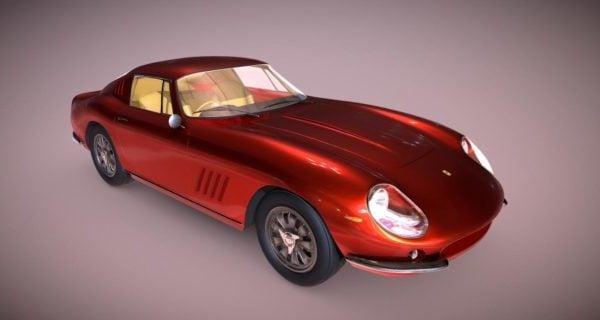 Ferrari 275 Car