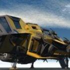 Falcon Rescue Ship