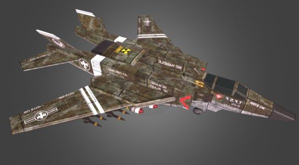 Strike Fighter F79g -lentokoneet