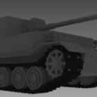 Ferdinand Elefant German Tank