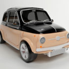 Fiat 500 Vintage Car