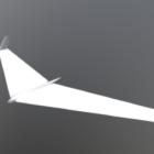 الجناح الطائر للطائرات