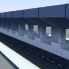 Flyover Road Railway