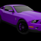 Car Ford Shelby Gt 500
