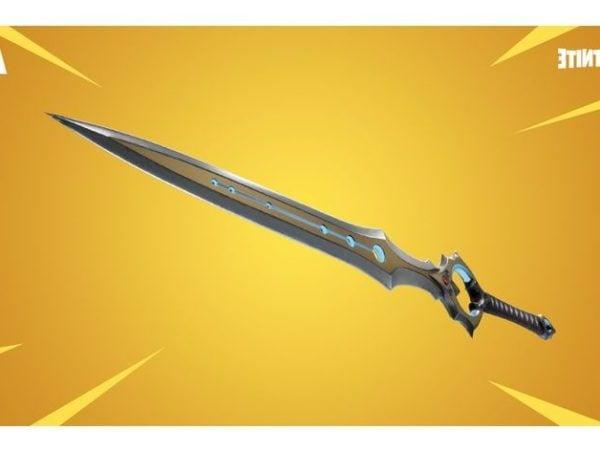 Printable Fortnite Infinity Blade