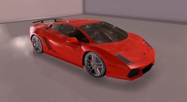 رياضة السيارات غالاردو Lp570