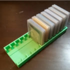 Game Boy Cartridge Holder Utskrivbar
