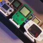 Gameboy Display Stand Afdrukbaar