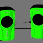 Green Genius Speaker