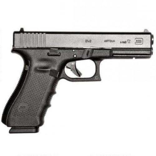 Glock Hand Gun Weapon