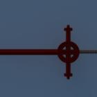 Üzüm Kılıcı Silahı