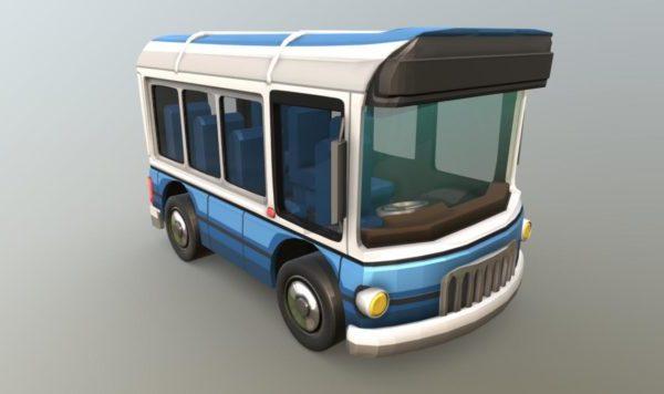 Hcr2 حافلة نقل المركبات