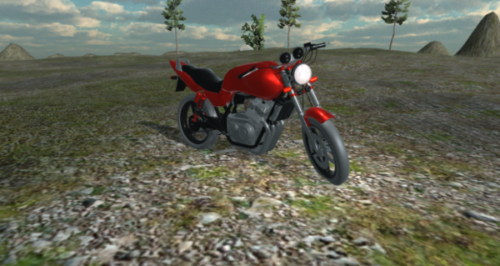 Honda Cb400 Motocicleta