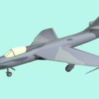 Army Hawker Hunter Flugzeuge
