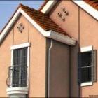 家の切妻屋根の設計