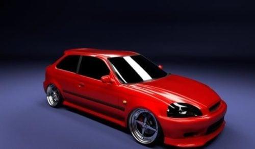 Car Honda Civic 98
