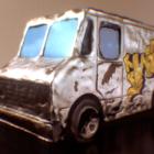 Hot Wheels Kampfwagen