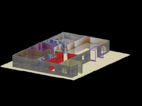 Villa House Plan