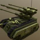 軍用ハイドラフラックタンク