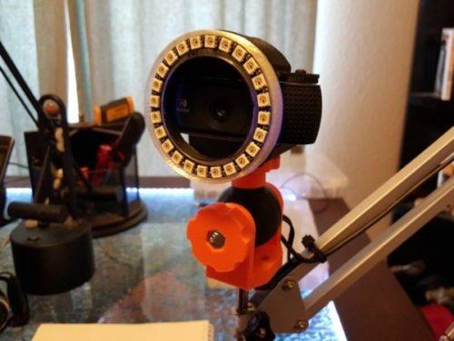Ikea Tertial Camera Mount para impressão