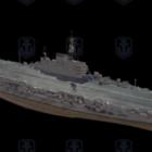 Unversöhnliches Marineschiff