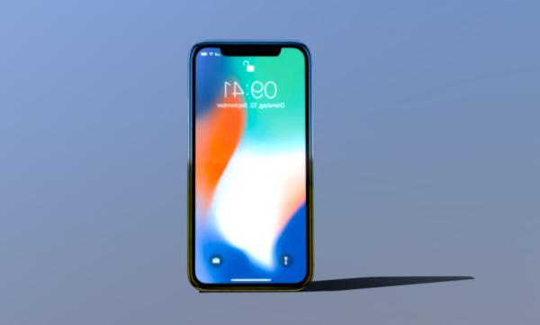 Diseño de iPhone X