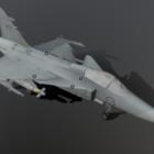 Jas39 Gripen Aircraft