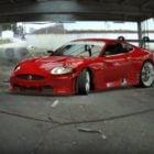 Sportsbil Jaguar Xkr Gt2
