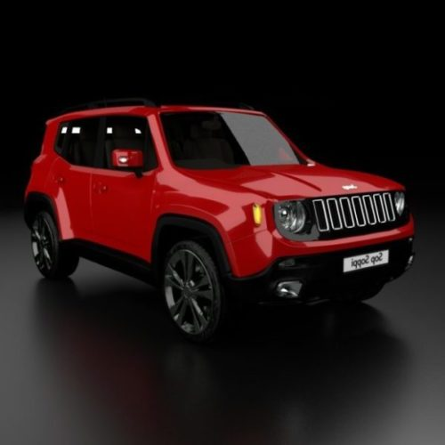Jeep Renegade Car