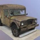 Kaiser M725 Ambulance Jeep Car
