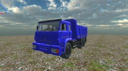 Kamaz 6520 kuorma-auto