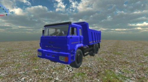 كاماز 6520 شاحنة