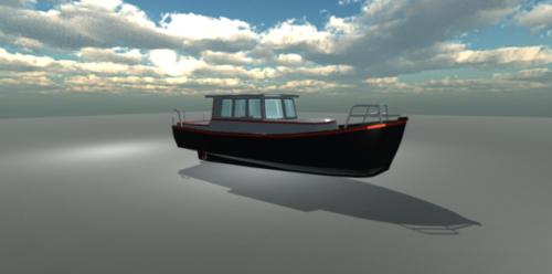 سفينة كاتر كراب للنقل