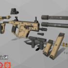 Vektorové zbraň zbraň